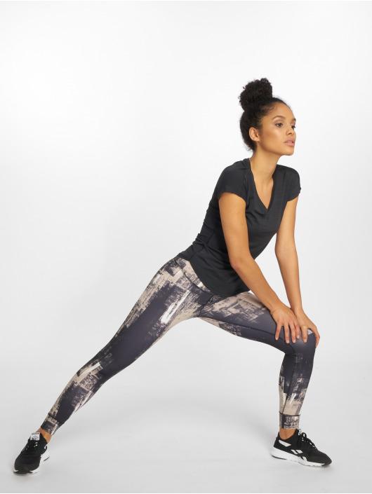 Reebok Performance Legíny/Tregíny Combat Lux Bold béžová