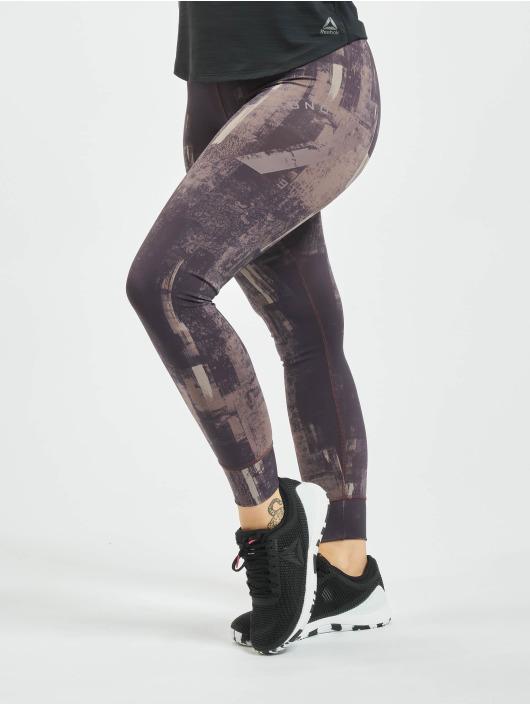 Reebok Performance Legging Combat Lux Bold grijs