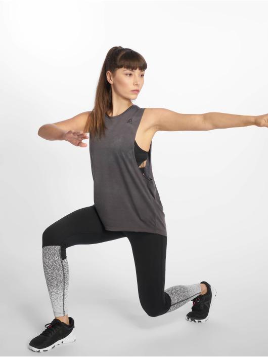 Reebok Performance Legging/Tregging Rc Lux Fade black