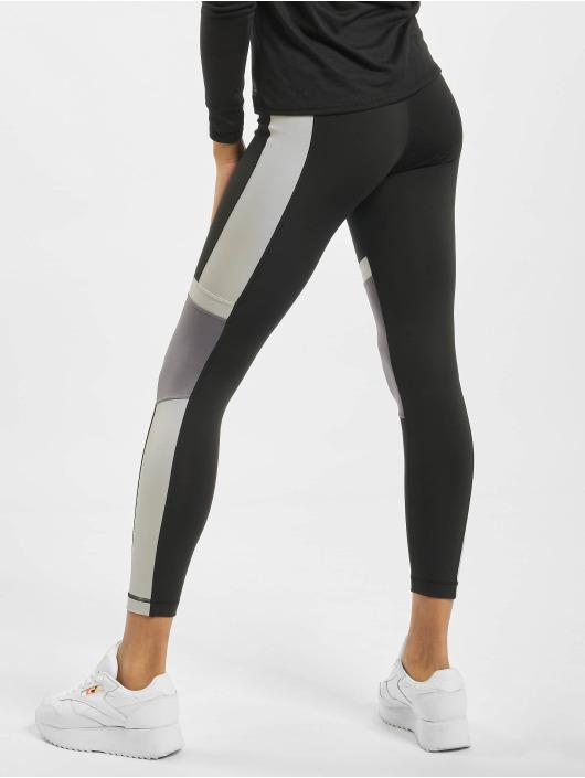 Reebok Performance Legging Workout MYT Paneled Poly zwart