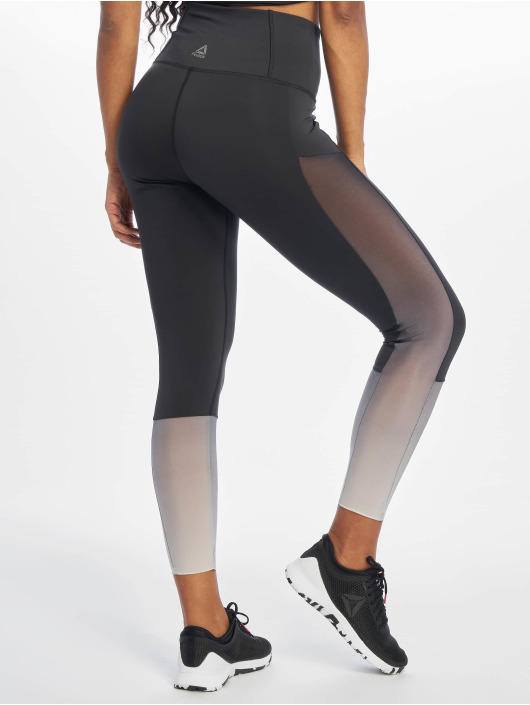 Reebok Performance Leggings/Treggings Y Ombre Tight svart