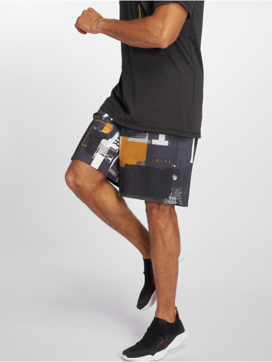 Reebok Performance Pantalón corto desportes Rc Epic negro