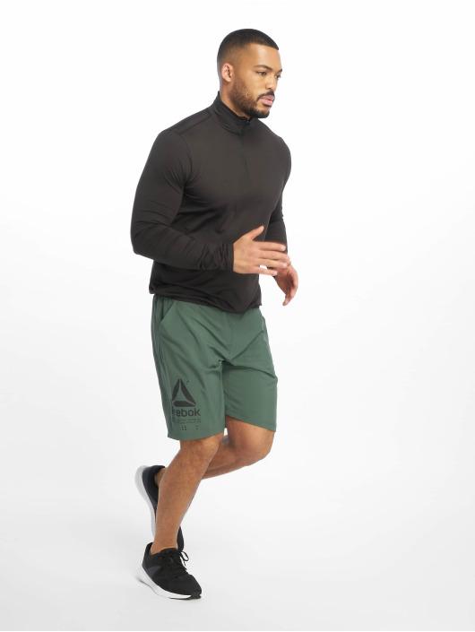 Reebok Performance Pantalón corto desportes Epic verde
