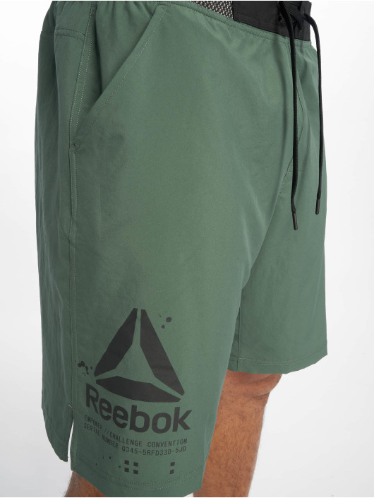 Reebok Performance Performance Shorts Epic green