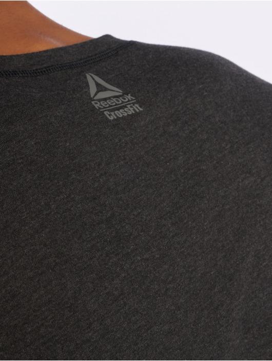 Reebok Performance Shirts de Sport Ufc Fg Pride Of noir
