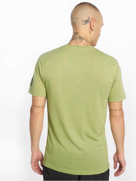Reebok Performance Shirts de Sport Rc Fef Speedwi vert