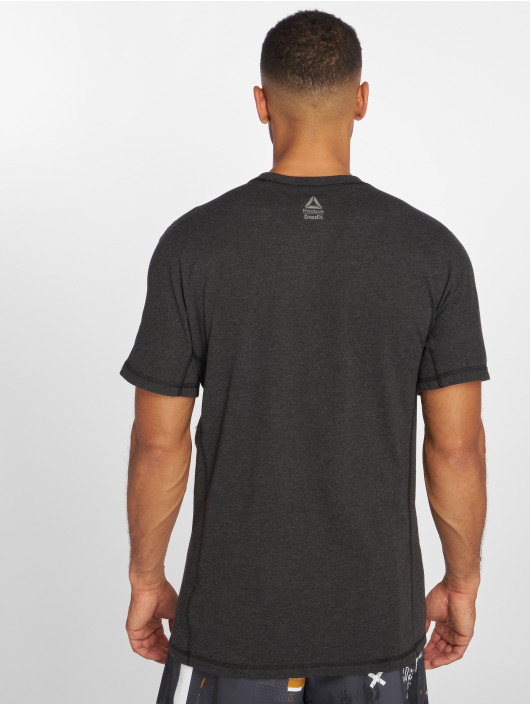 Reebok Performance Shirts desportes Rc Move negro