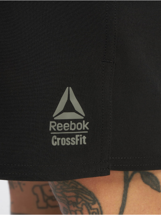 Reebok Performance shorts Rc Epic zwart