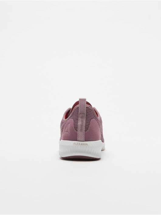 Reebok Performance Sneakers Flexagon fioletowy