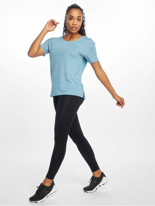 Reebok Performance Sport Shirts Wor Ac blå