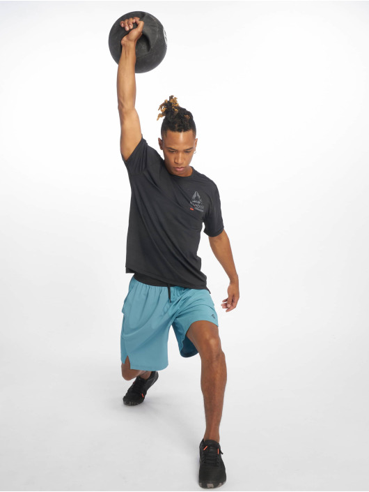 Reebok Performance Sport Shirts Ost Activchill Grap black