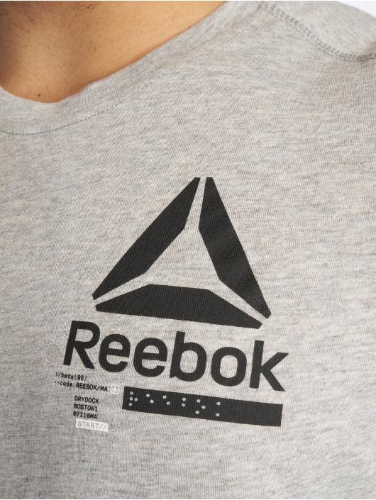 64011334f88 Reebok Performance Sport / Sport Shirts Ost Speedwick Move in grijs ...