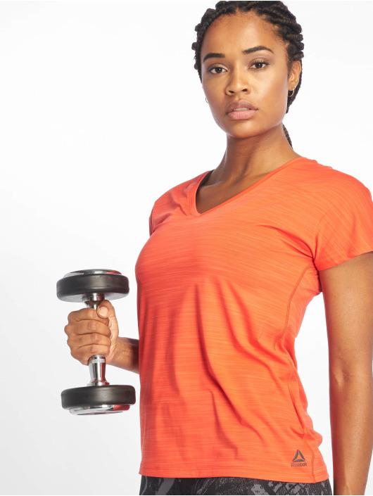Reebok Performance Sport Shirts Os Ac rød