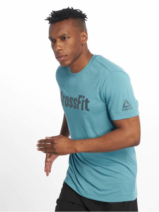 Reebok Performance Sport Shirts Rc Fef Speedwi svart