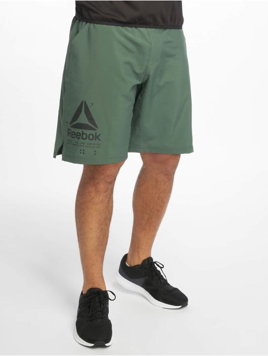 Reebok Performance Sport Shorts Epic zielony