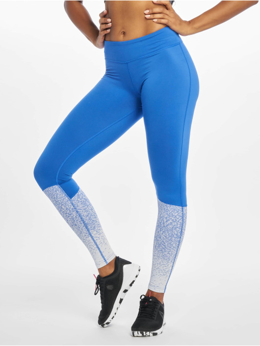 Reebok Performance Sportleggings Rc Lux Fade blå