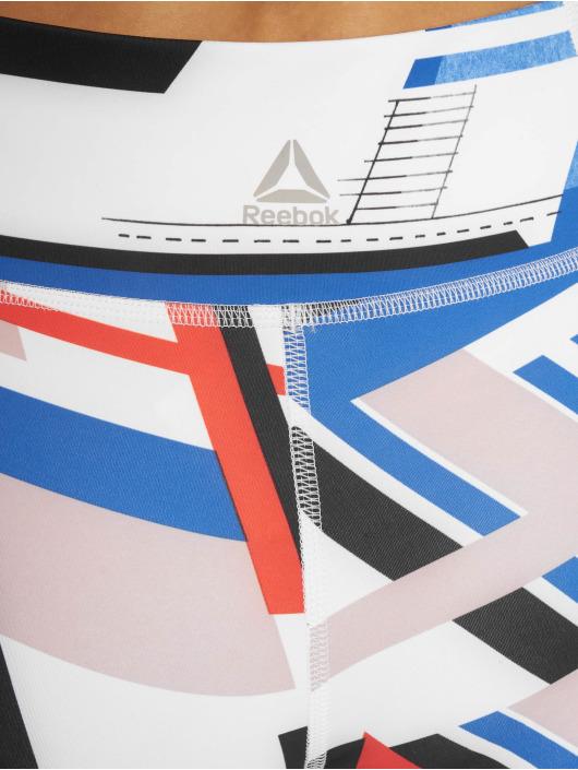 Reebok Performance Sportleggings Os Lux hvit