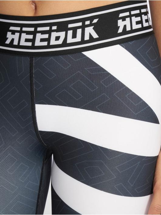 Reebok Performance Sportleggings Wor Myt Engineered mangefarget