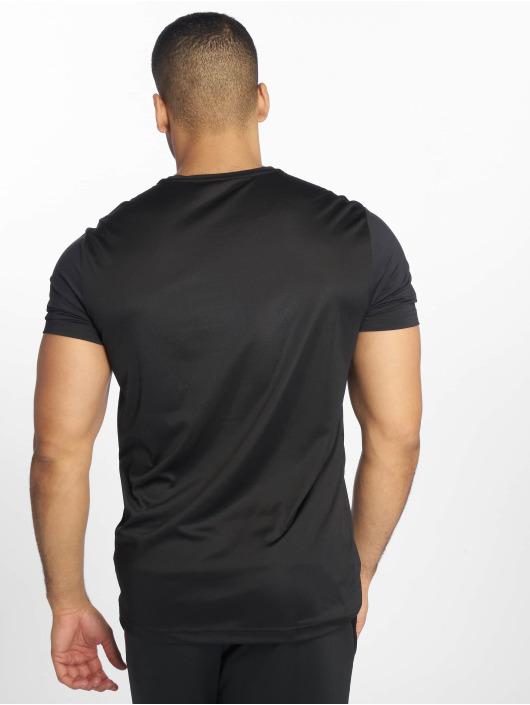 Reebok Performance Sportshirts Wor Activchill Grap schwarz