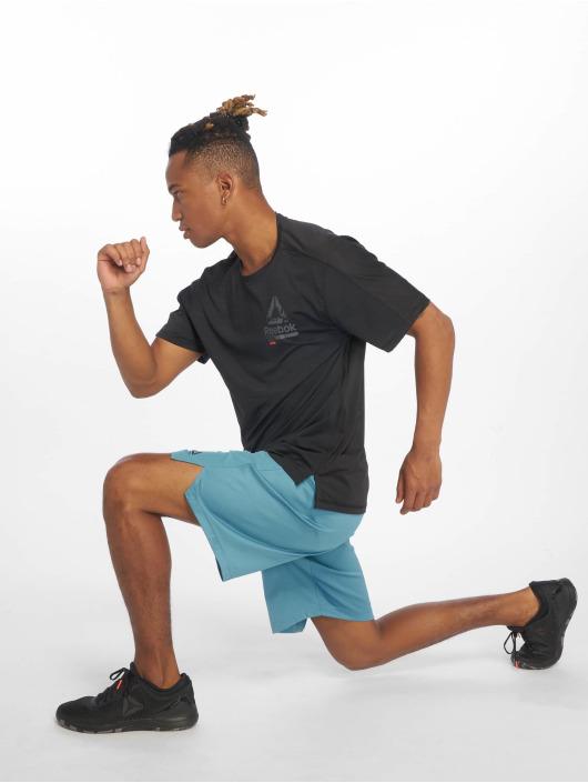 Reebok Performance Sportshorts Ost Knit Woven turkis