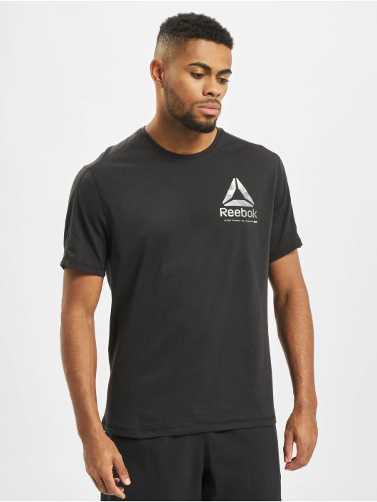 Reebok Performance T-Shirt Speedwick Graphic black