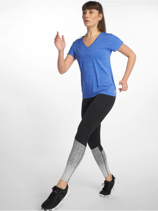 Reebok Performance T-Shirt OS AC blau