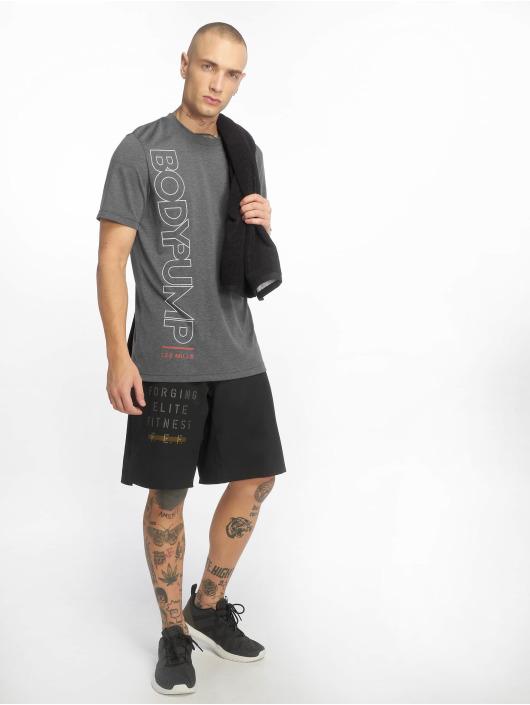 Reebok Performance t-shirt Bodypump grijs