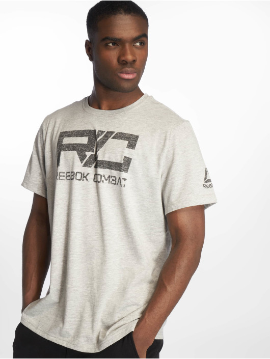 Reebok Performance t-shirt Cbt Core Rc grijs