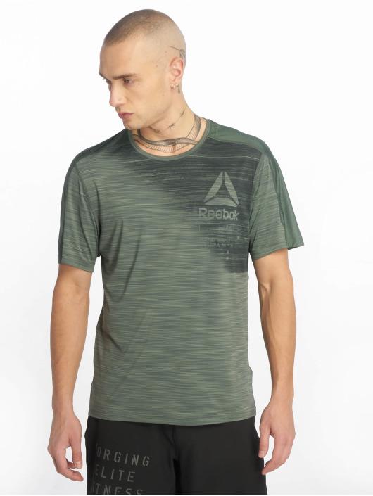 Reebok Performance T-Shirt Ac Graphic grün