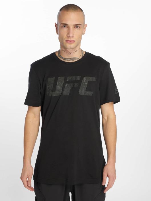 Reebok Performance T-Shirt Performance Ufc Fg Logo schwarz