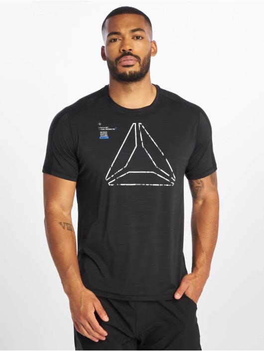 Reebok Performance T-Shirt Ost Activchill Grap schwarz