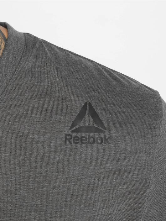 Reebok Performance T-Shirty Bodypump szary