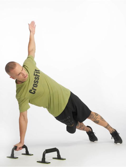 Reebok Performance T-Shirty Rc Fef Speedwi zielony