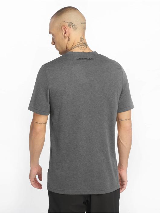 Reebok Performance Tričká Bodypump šedá