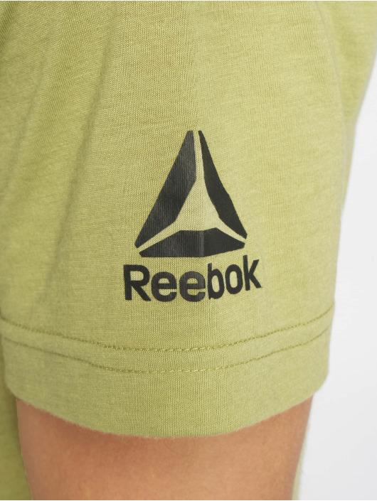 Reebok Performance Tričká Rc Fef Speedwi zelená
