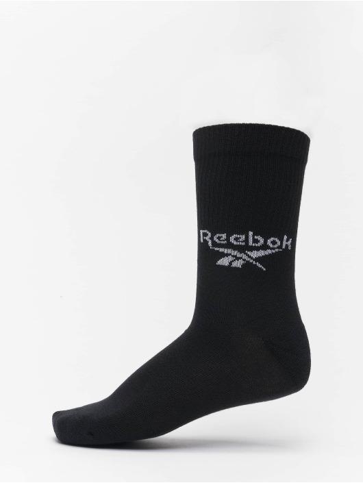 Reebok Ponožky Classics 3 Pack FO èierna