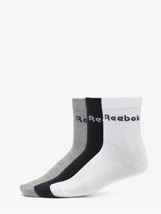 Reebok Ponožky Act Core Mid Socks šedá