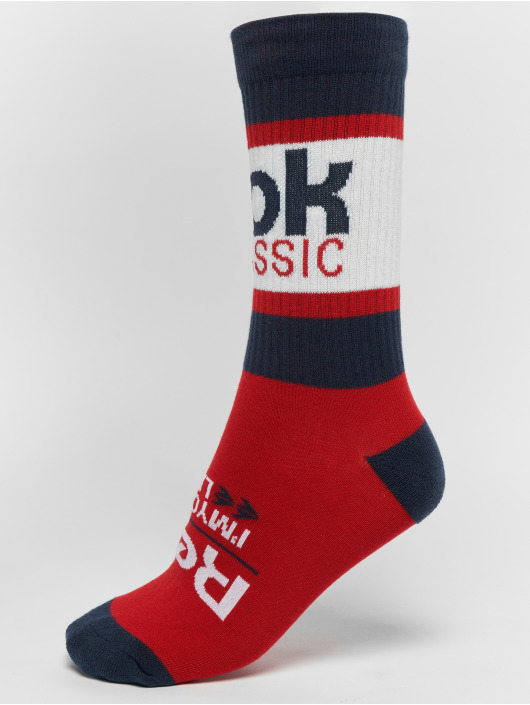 Reebok Ponožky Classic Graphic modrá