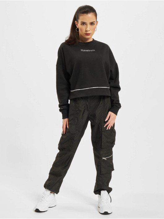 Reebok Pullover Piping Pack black