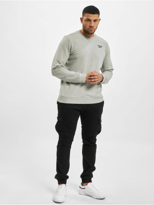 Reebok Pullover Identity French Terry grey