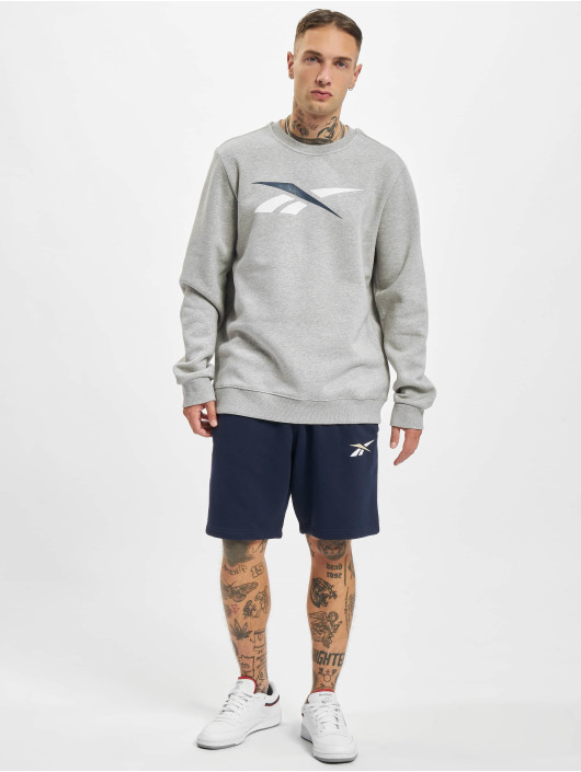 Reebok Pullover TE Vector Crew grey