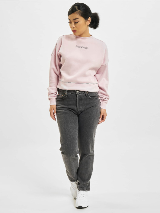 Reebok Pullover Piping Pack rosa
