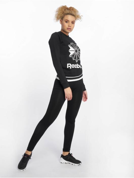 Reebok Pullover AC FT schwarz