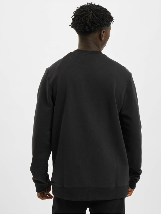 Reebok Pullover Identity French Terry Big Logo schwarz