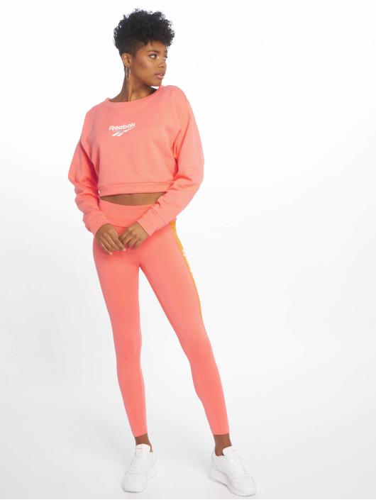 Reebok Pulóvre Cl V P pink