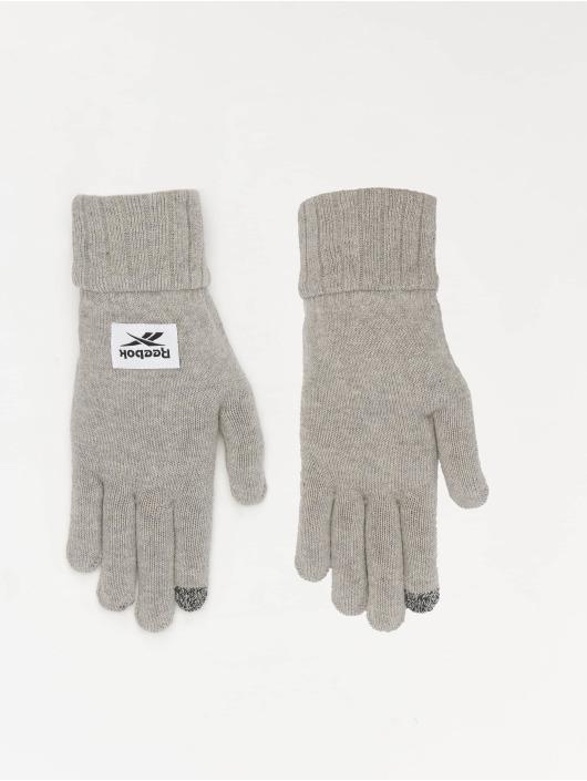 Reebok Rękawiczki TE Knitted szary
