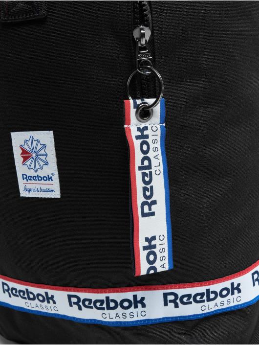 Reebok Rucksack Classic Graphic Tapin schwarz