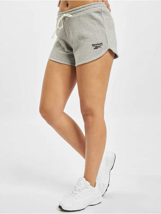 Reebok Short Identity French Terry gris