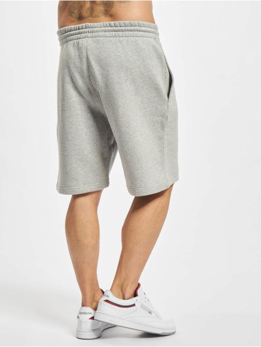 Reebok Short TE Vector Fleece gris