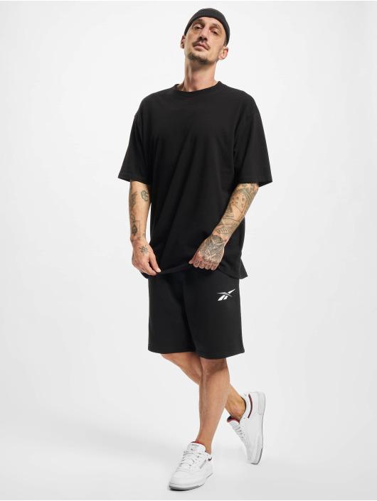 Reebok Short TE Vector Fleece noir